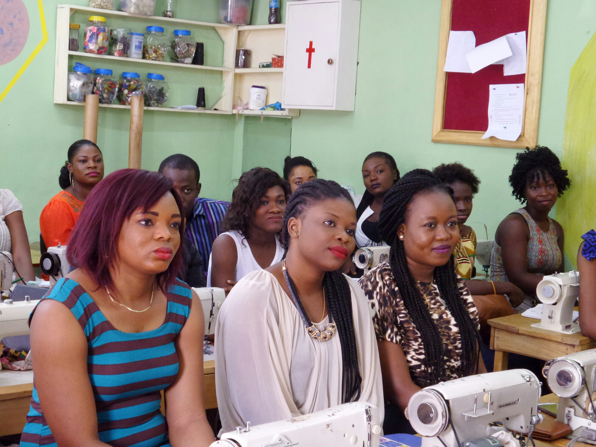 Fashion School In Ibadan Tailoring And Entrepreneurial Classes Dgvstyles Ibadancity Fashion College Our Blog